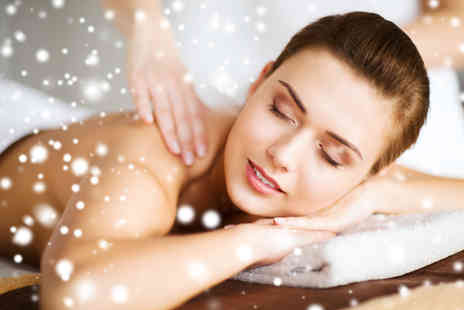 Neo Derm - 90 minute winter warmer pamper package for one person including up to three treatments and a hot drink - Save 77%