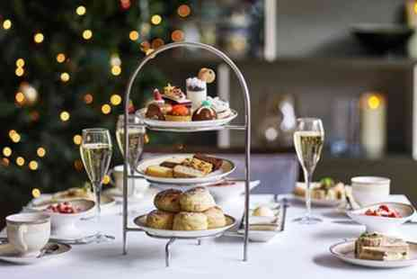 Zoom Zoom Tearoom - Festive Afternoon Tea with Optional Mulled Wine for Two or Four - Save 0%