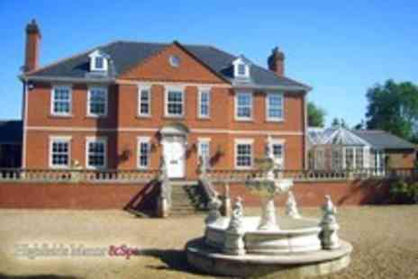 Highfields Manor & Spa - Two night rental indoor pool & hot tub or 4 nights - Save 57%