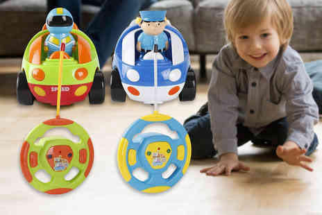 My Brand Logic - Kids remote control car toy - Save 0%