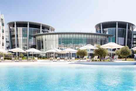 Value Added Travel - Luxury Abu Dhabi break with flights and meals - Save 0%