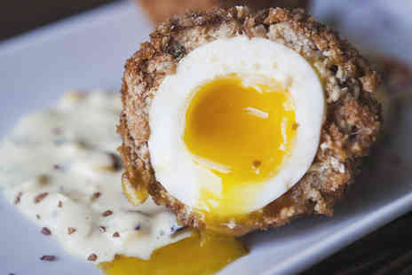 Top Notch Scotch Egg Company - Two hour Scotch egg making masterclass for one person - Save 79%