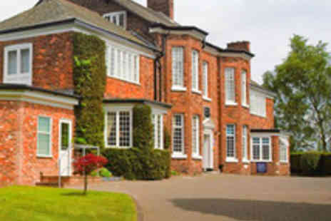 The Stanneylands Hotel - Overnight Cheshire Stay for Two - Save 59%