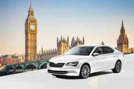 Taxi2Airport - Private Transfer from London Luton Airport to London - Save 0%