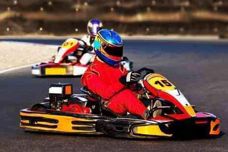 Ace Karting - 50 laps of go karting - Save 50%