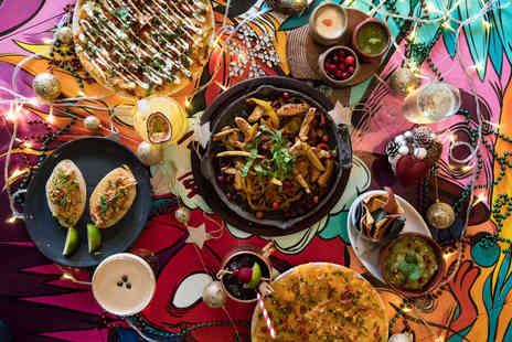 Cafe Pacifico - Mexican sharing platter and margaritas for two people - Save 38%