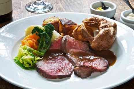 Oak Royal Hotel - Two course Sunday lunch for Two - Save 37%