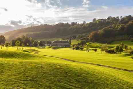 Woldingham Golf Club - Day of Golf with 40 Range Balls for Two or Four - Save 71%
