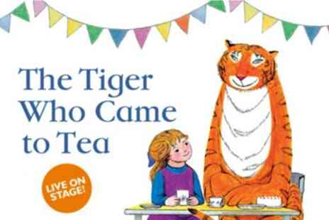 Theatre Royal Haymarket - Tickets to see The Tiger Who Came to Tea - Save 0%
