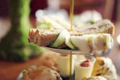 Secret Garden Kent - Afternoon tea for Two - Save 27%