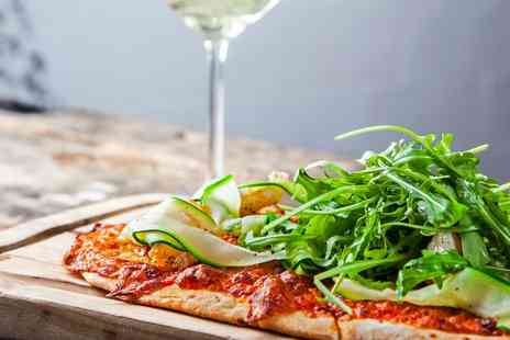 The White Horse - Sharing dishes and wine for Two - Save 48%