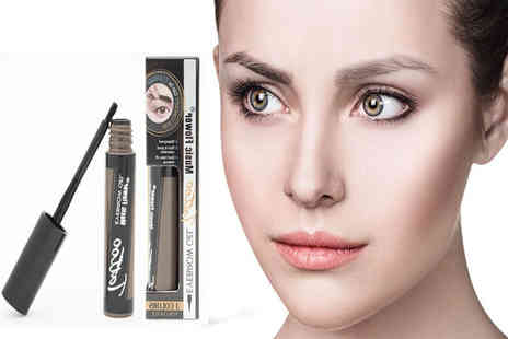 Avant Garde Brands - Peel Off Tattoo Eyebrow Gel Choose from 2 Colours - Save 73%