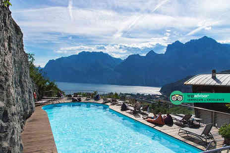 Exclusive Luxury Breaks - Four Star Escape with a three, four, five or seven nights getaway to Lake Garda Now with the ability to choose your flight - Save 20%