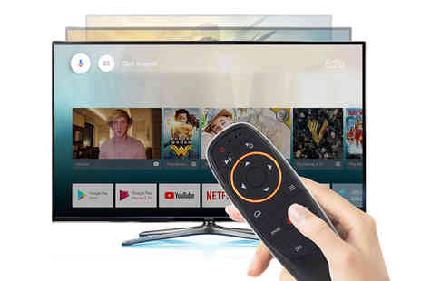Spezzeee - Universal smart TV remote with voice control - Save 73%