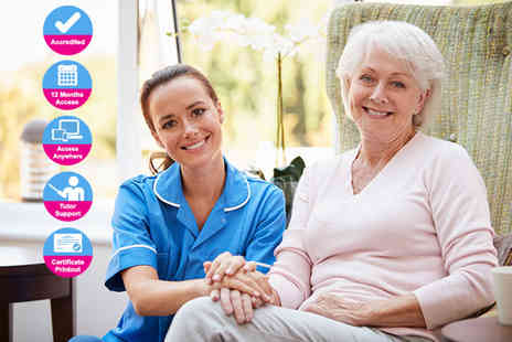 Fundamental Care Training - Level 2 diploma in adult care - Save 0%