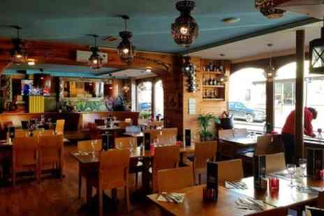 Sultan Restaurant Crosby - Two Course Turkish Meal for Two or Four - Save 15%