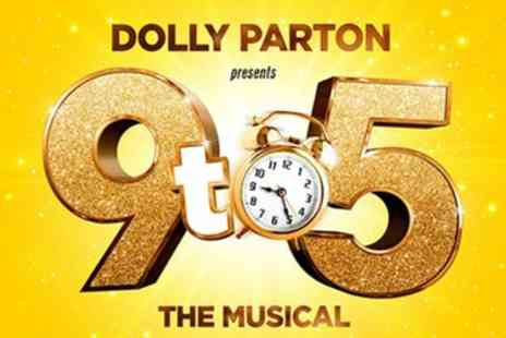 Savoy Theatre - Tickets to see Dolly Parton presents 9 to 5 The Musical - Save 0%