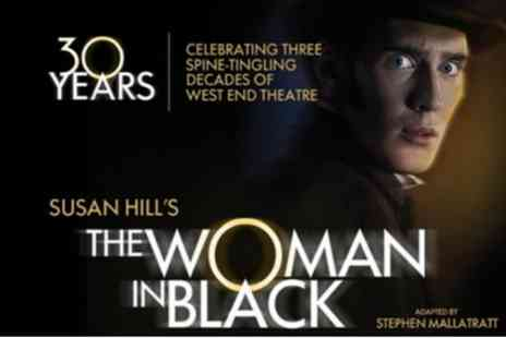 Fortune Theatre - Tickets to see The Woman In Black - Save 0%