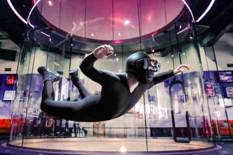 Virgin Experience Days - iFLY 360 VR Indoor Skydiving Experience - Save 0%