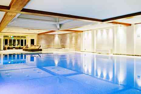 Kettering Park Hotel - Spa day with lunch, massage and bubbly - Save 0%