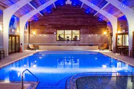 Shire Hotels - Spa day with massage and lunch at excellent Cumbria spa - Save 0%