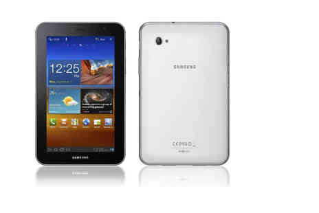 Renew Electronics - Refurbished 16GB Samsung Galaxy Tab 7 Plus - Save 51%