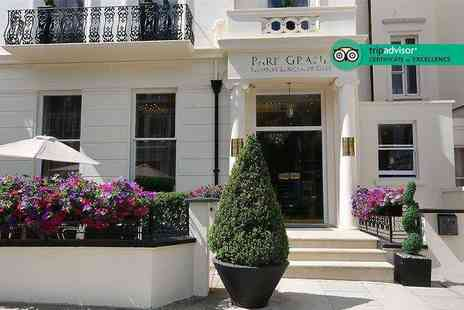 Park Grand Lancaster Gate - Traditional afternoon tea for two people - Save 62%