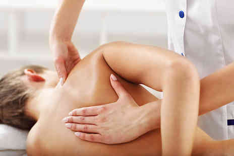 Evolve Heath and Fitness - One hour sports or deep tissue massage - Save 55%