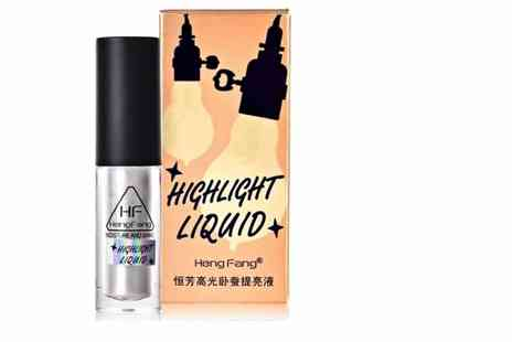 GetGorgeous - Liquid highlighter drops choose from two shades - Save 62%
