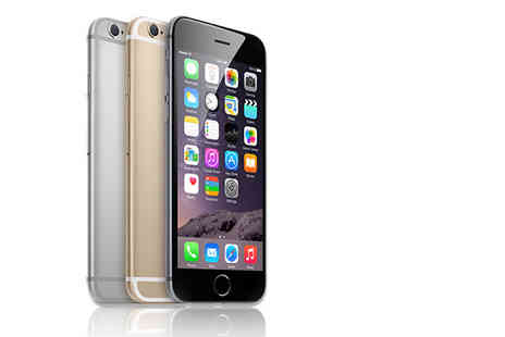 Renew Electronics - 16GB or 64GB iPhone 6 model choose from three colours - Save 72%