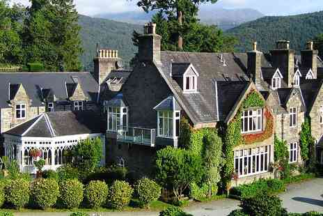 Penmaenuchaf Hall Hotel - Two nights Snowdonia stay with meals and bubbly - Save 42%