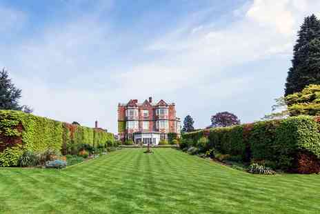 Goldsborough Hall - Luxury Yorkshire stay with 2 AA Rosette dinner - Save 48%