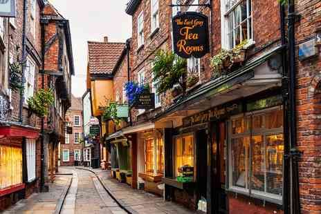 See Your City - Harry Potter walking tour in York - Save 50%