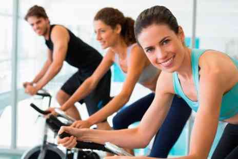 Energie Fitness - Five Spinning Classes - Save 0%