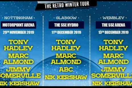 Retro Winter Arena UK Tour 2019 - One Best Available Seated or VIP ticket from 29th November To 13th December - Save 54%