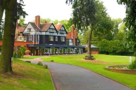 Royal Court Hotel & Spa - Stay for Two with Breakfast and Option for Diner and Wine - Save 0%