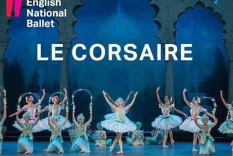 London Coliseum - Tickets to see Le Corsaire - Save 0%