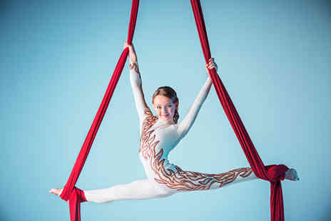 GFFdamian Dance Studio - Childs aerial skills class - Save 50%