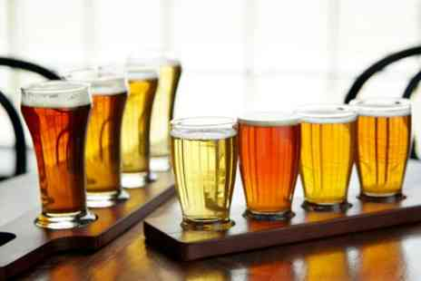 Beer Heroes - Beer Tasting Experience for Up to Four - Save 0%