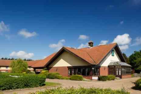 Dragonfly Hotel - Double Room for Two with Breakfast and Option for Two Course Dinner - Save 31%