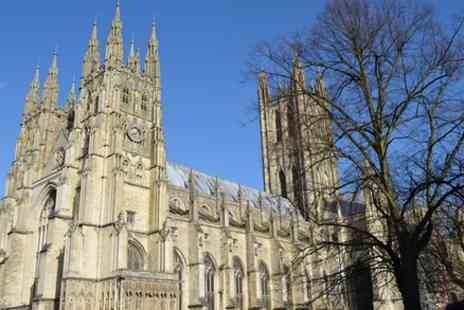 England Plus Tours - Private Day Trip to Canterbury and Leeds Castle - Save 0%
