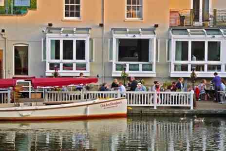 Oxford River Cruises - Exquisite Three Course Riverside Dining with Sundowner Cruise - Save 0%