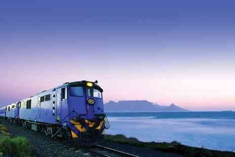 South African Adventure - Spectacular Sights and Once in a Lifetime Trip on the Blue Train - Save 0%