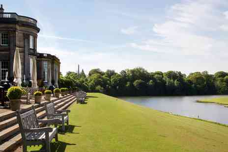 Wynyard Hall - County Durham gardens entry with lunch for Two - Save 48%
