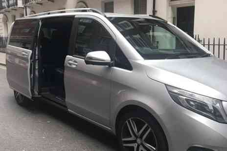 Ldn Transfers - Private transfer from central London to city airport - Save 10%