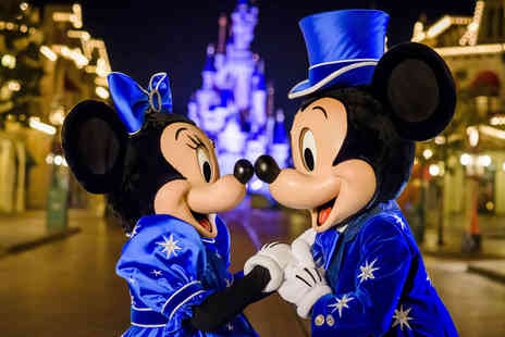 Super Escapes Travel - Two nights Disneyland Paris break with return flights or Eurostar - Save 31%