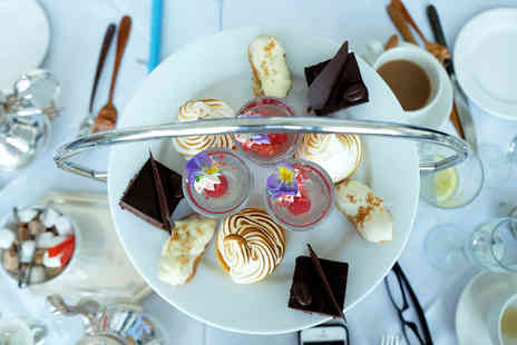 Mercure Winchester Wessex Hotel - Prosecco afternoon tea for two people - Save 31%