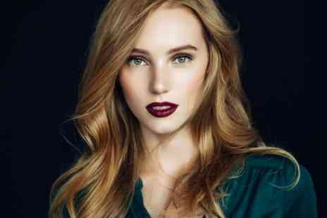 Redheads Hair And Beauty Salon - Wash, Cut and Blow Dry, Optional Half or Full Head Highlights - Save 33%