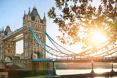OMGhotels - Four Star 1 To 2 Nights Hotel Stay With a Choice of Over 25 London Attractions - Save 0%