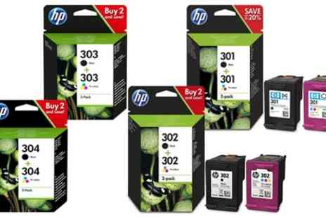 Raion - Original HP Printer Ink Cartridges With Free Delivery - Save 43%